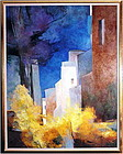 Excellent Oil Painting by Claude Gaveau, French