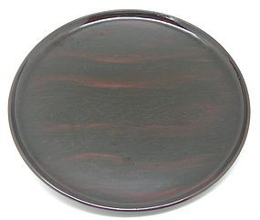 Additional photos for Japanese Lacquer Trays set
