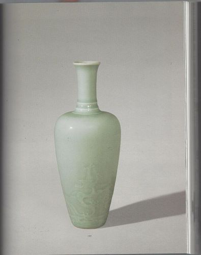 Additional information for Very Rare Chinese Celadon Vase