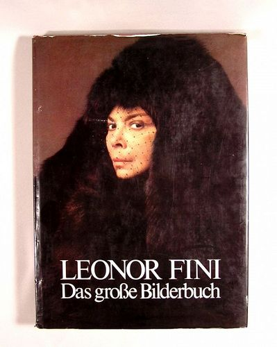 Very Rare Book of Leonor Fini, Das groBe Bilderbuch