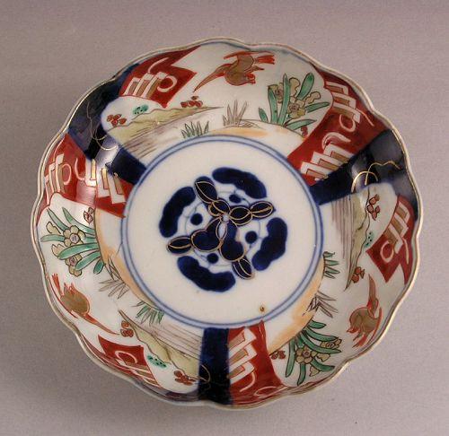 Good Quality Japanese Ko Imari Bowl Late 19c