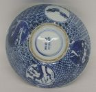 Additional photos 1st Seifu Yohei Sometuske Porcelain Shonzui Bowl