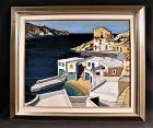 Original Oil Painting by Jean-Claude Quilichi