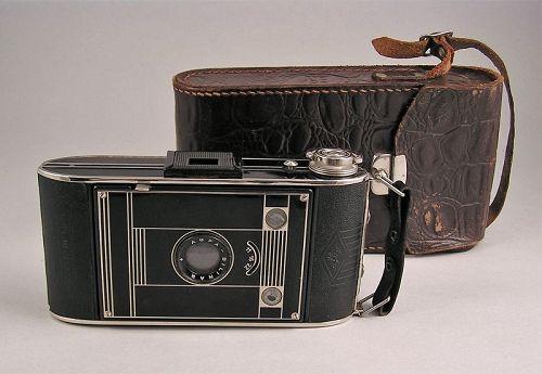 AGFA Bilinar-Billly Clack No.74 Camera
