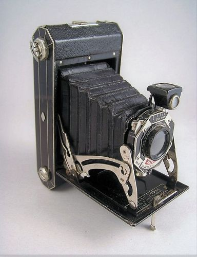 Excellent  SIX-20  Kodak Camera Made in London from 1930's