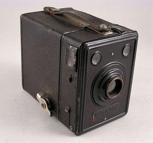 Kodak Brownie Box 620, made in Germany 1936-1939