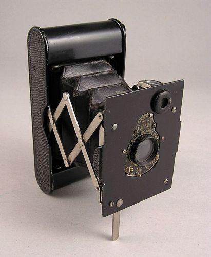 Kodak Vest Pocket Special Folding Camera Rapid Rectilinear Lens