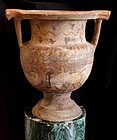 Extremely rare huge Greek Crete bell krater!!