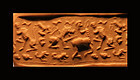 Exceptional Syrian cylinder seal - early 2nd. mill BC