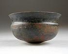 Achaemenid bronze phiale wine bowl with Cuneiform!