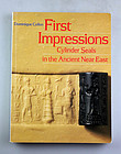 First Impressions: Cylinder Seals in the Ancient Near East RARE!