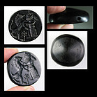 Rare large Indo-Persian stamp seal 1st. millenium BC