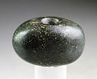 Rare Ancient Near East green stone Mace Head, 3rd. mill. BC