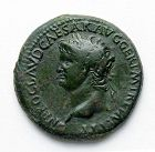 High Quality Roman Nero Sestertius with Enamel Patina - DECURSIO!