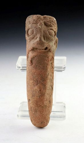 West African Banko Funerary Terracotta Figure, 500-1300 AD