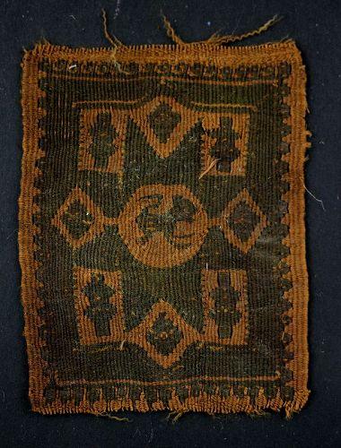 Fine Roman Egypt textile Tunic Tabula, 3rd.-4th. century AD