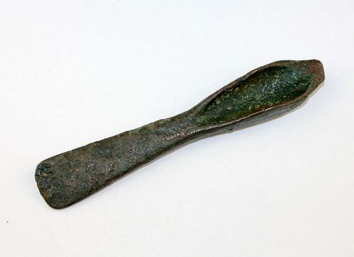 Nice Swedish bronzeage paalstaff axe, ca. 1500-1200 BC