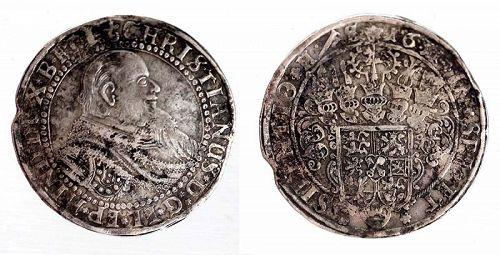Nice Braunschweig-Lüneburg-Celle Thaler 1631 (Christian 1611-16)