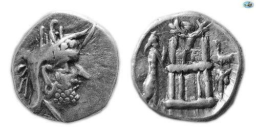 KINGS OF PERSIS, Vadfradad, AUTOPHRADATES I, 2ND CENTURY BC