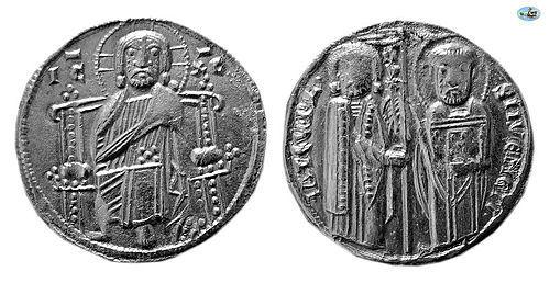 ITALY, VENICE. GIOVANNI SORANZO. 1312-1328. AR GROSSO