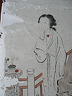 Original Chinese Painting on Paper, early 19th Century