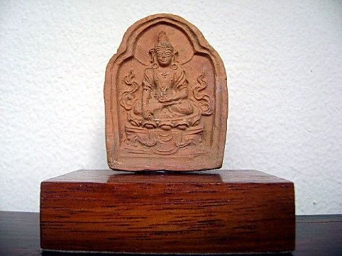 LIAO TERRACOTA VOTIVE TSA TSA TABLET