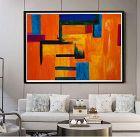 """AFTERGLOW"" Original Acrylic Painting"
