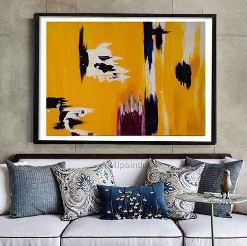 """PROFOUND VISIONS"" Original Acrylic Painting"
