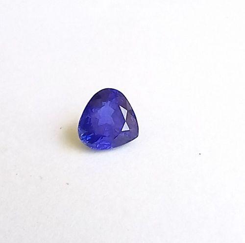 GENUINE CEYLON BLUE SAPPHIRE @ 1.58ct.