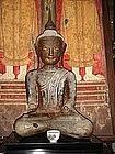 Shan State Buddha, 19th Century,  Burma
