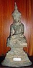 Bronze Shan State Buddha, late 18th Century, Burma