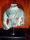 Bronze Torso of Buddha, 18th Century, Siam