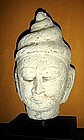 Stucco Bodhisattva, 18th Century, Shan State, Burma