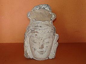 Extremely rare Bodhisattva, 16-17th Century, Ava