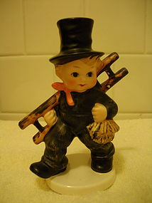 Chimney Sweep Hummel Figurine