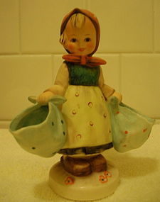 Mother's Darling Hummel Figurine