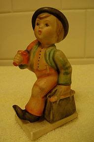 Merry Wanderer Hummel Figurine