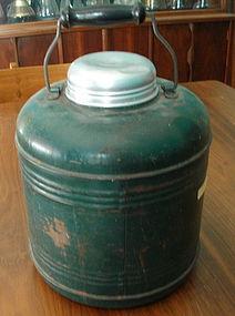 Steel Water Cooler with Ceramic Liner