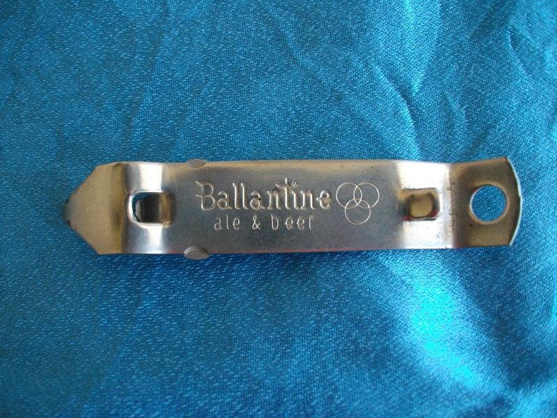 Ballantine Ale & Beer Bottle Opener