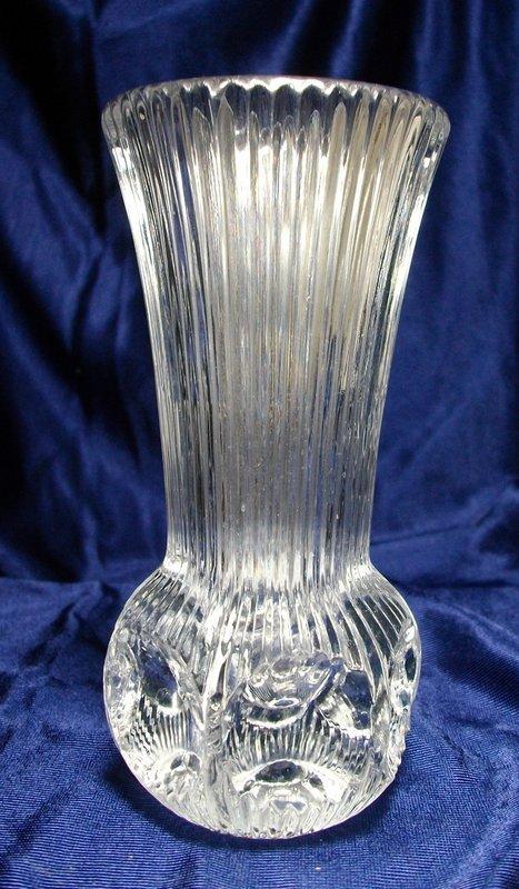 Fenton Crystal Vase