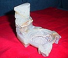 Mexican Onyx Ashtray