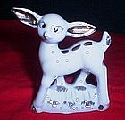 White Fawn Figurine