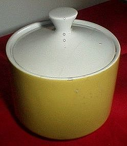 Mikasa Focus Yellow Sugar Bowl