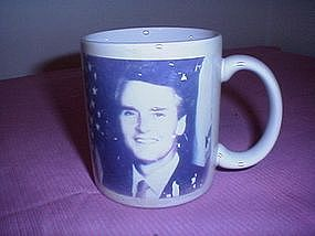 West Virginia Governor  Inaugural Coffee Cup