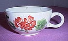 Salem China Geranium Pattern cup
