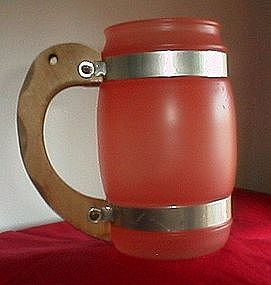 Siesta Ware Wood Handled Mug