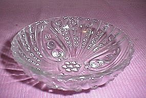 Anchor Hocking Burple Pattern Bowl
