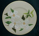 Franciscan China Dogwood Pattern Salad Plate