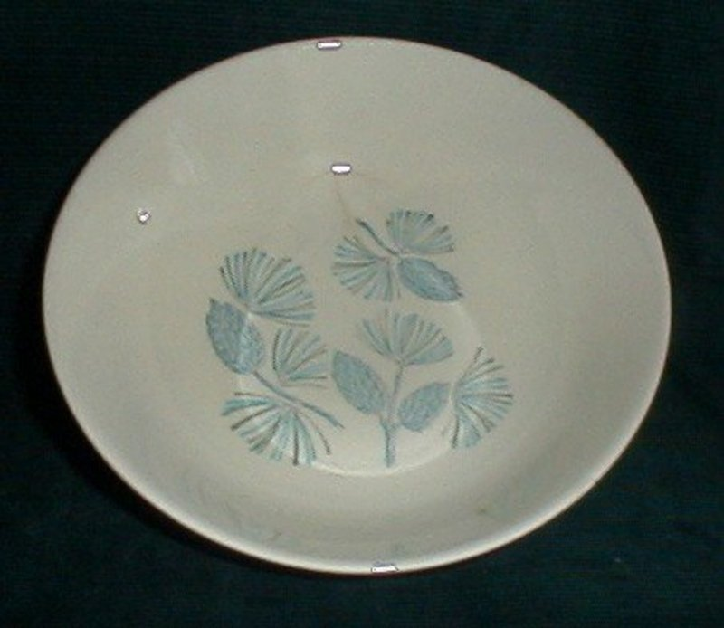 Marcrest Blue Pine Coupe Bowl