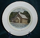 Jennings, MD United Methodist Church Collector Plate